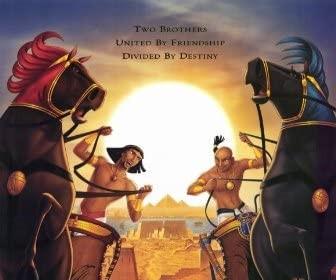 De Prins van Egypte - Laat mijn volk gaan!