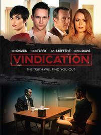Vindication Poster