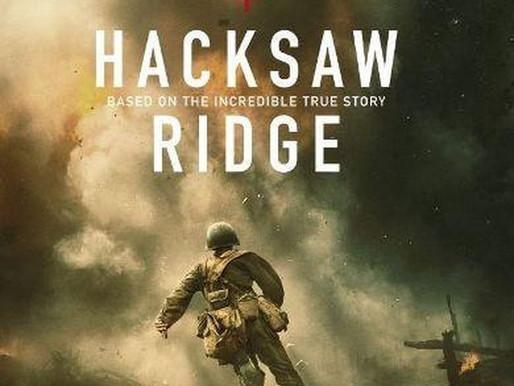 Hacksaw Ridge - Een buitengewoon verhaal van moed en geloofsovertuiging