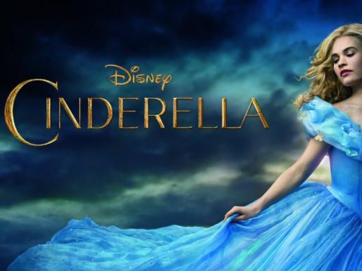 Cinderella - Wees altijd Vriendelijk en Moedig