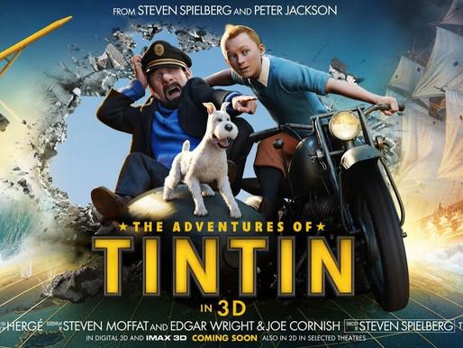 The Adventures of Tintin - Een briljant avontuur voor het hele gezin!