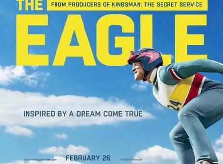 Eddie The Eagle - Heerlijke mix van komedie en inspirerende sportfilm.