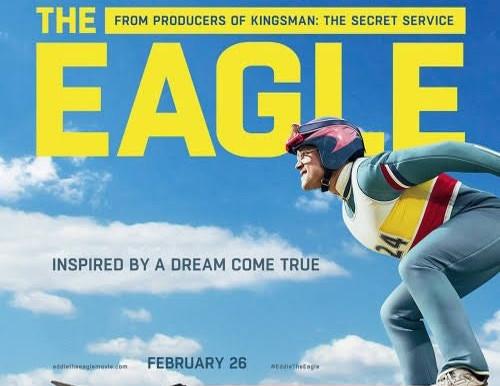 Eddie The Eagle - Heerlijke komedie en inspirerende sportfilm.