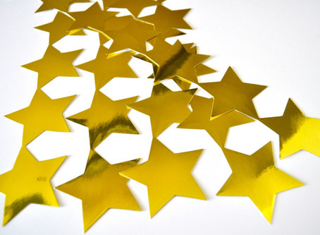A Gold Star for You!