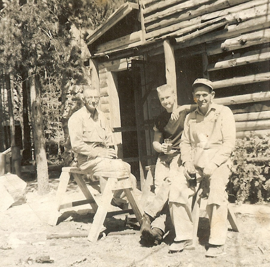 My Great Grandpa, Dad and Grandpa