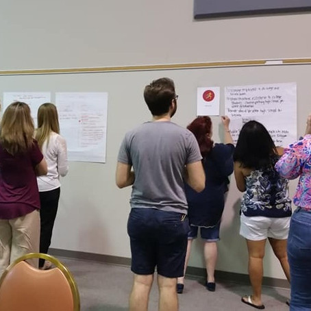 Results from Conversations to Action Brainstorming