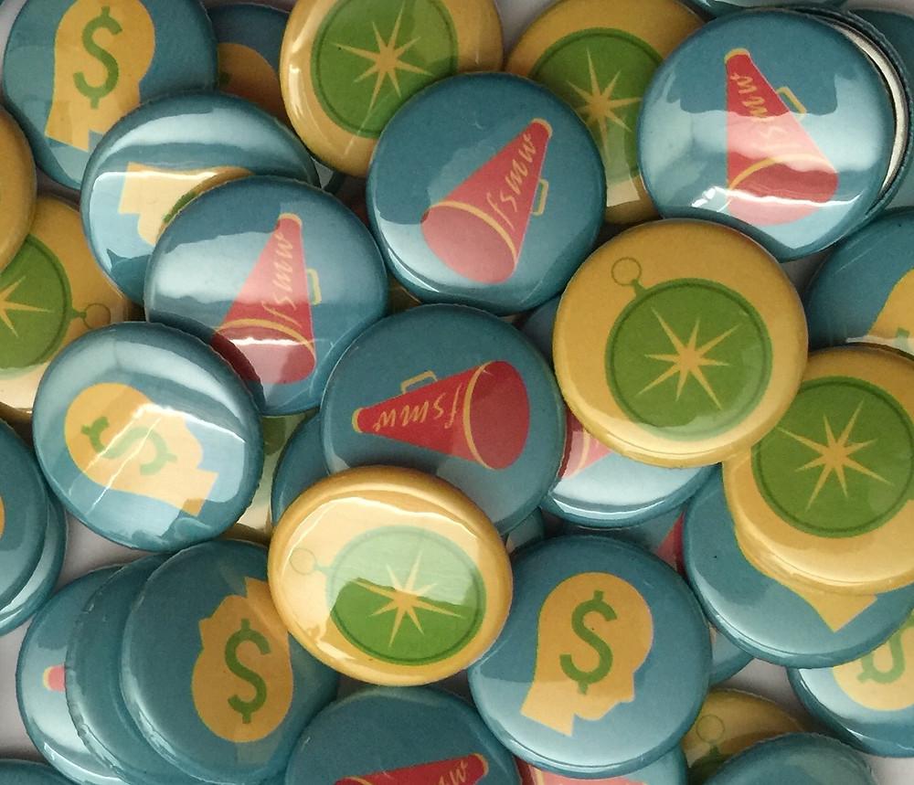 Earn badges!