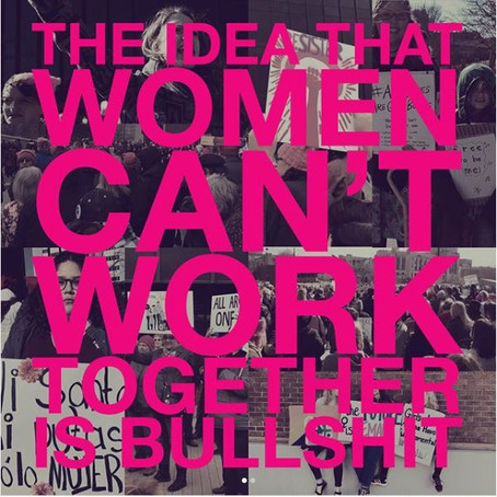 Women Coming Together