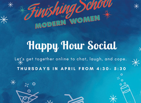 Happy Hour Social!