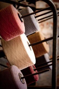 E&P Mill 3 Spools of Yarn.jpg