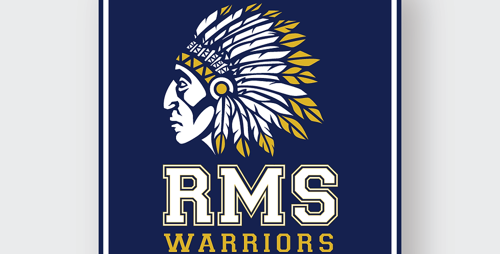 RMS Warrior Magnet