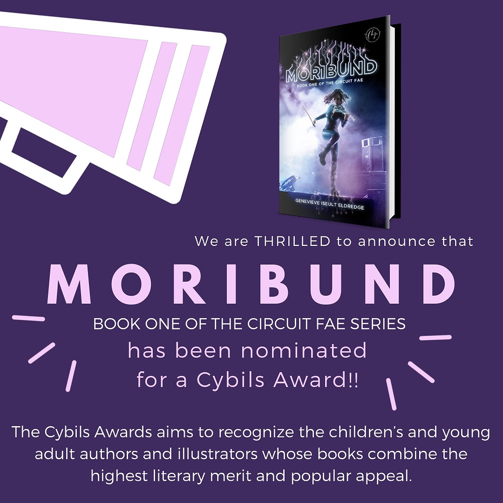 Moribund Cybils Award