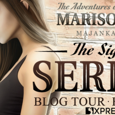 The Sign of the Serpent Blog Tour!