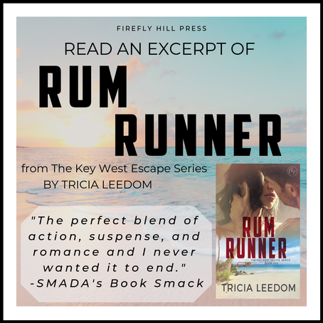 Read an Exclusive Excerpt from Rum Runner Today!