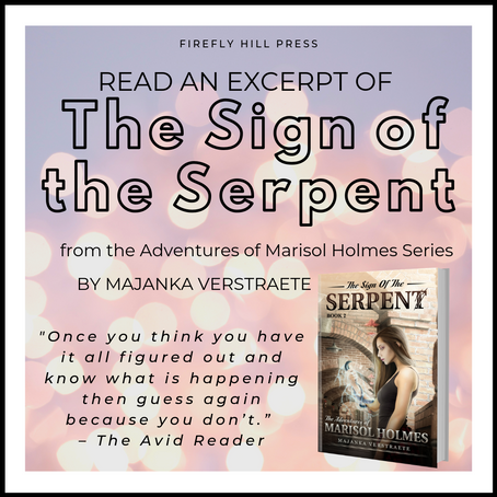 Read an Exclusive Excerpt from The Sign of the Serpent!