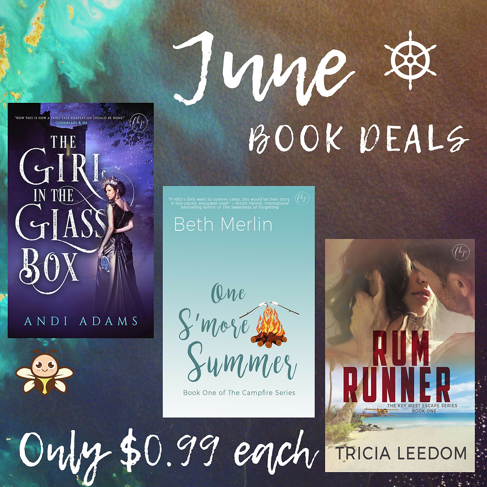 June Book Sales