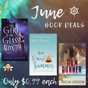 June Book Sales