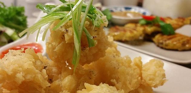 Salt & Peppe Squid