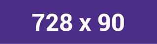 Display Image Banner Sizes