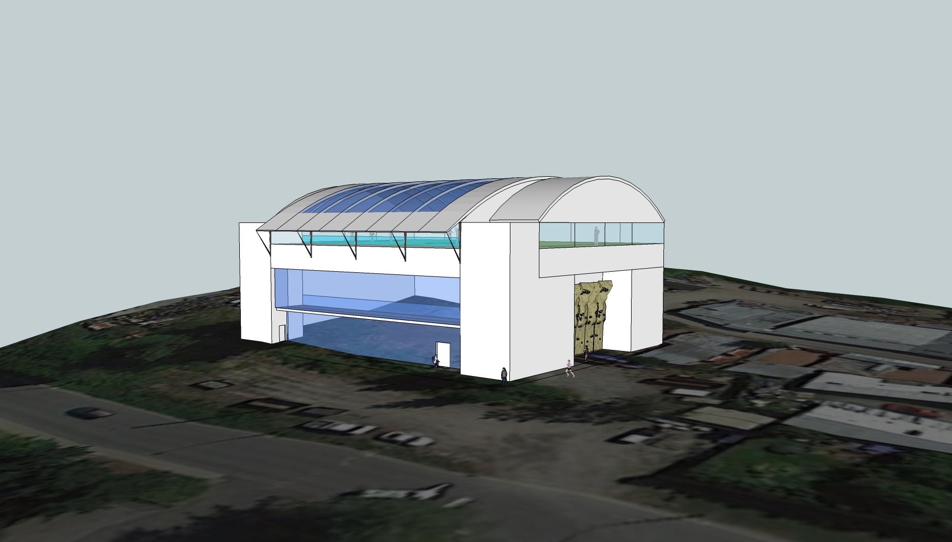 Sport Training Facility