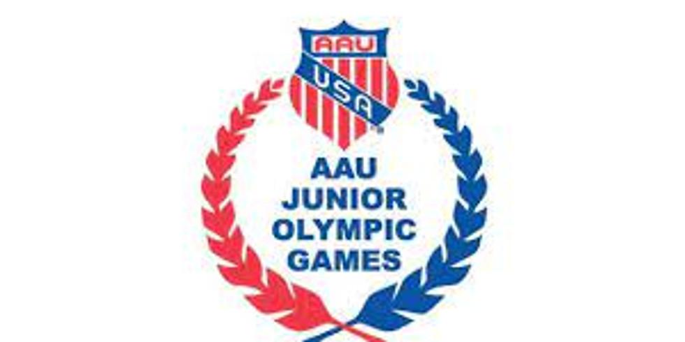 AAU Junior Olympics