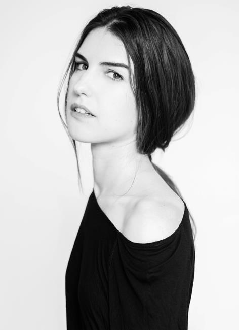 Photographer: Paul Behm Model: Mieke Verhelst