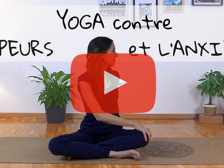 [VIDEO] Du yoga contre l'anxiété - séance de yoga prénatal gratuite