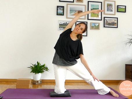 Parighasana, une posture de yoga aux nombreux bienfaits pour les femmes enceintes