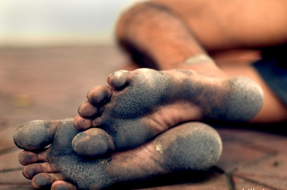"""Are You Willing to Wash """"Dirty Feet""""? (Article 18-7)"""