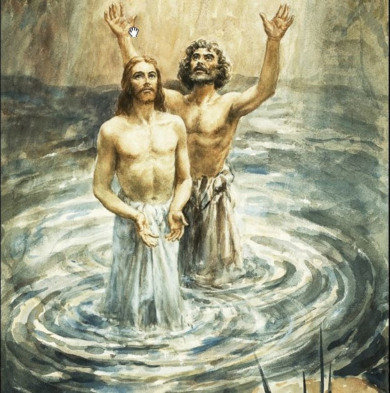 Why Was Christ Baptized? (Article 19-20)