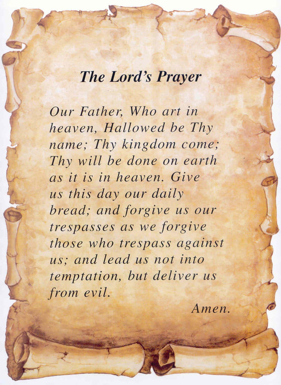 Why The Lord's Prayer? (Article 18-4)