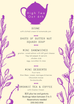 Allium High Tea