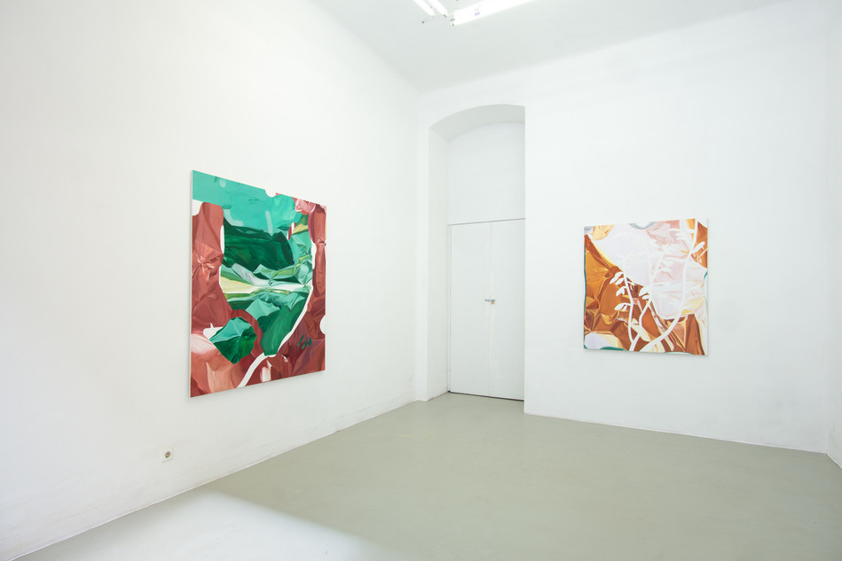 SCENIC Ausstellungsansicht LLLLLL Vienna, 2020, photo: Christian Prinz