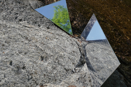 Reflections on plein-air, series of ten photographs, dimensions variabel, 2018