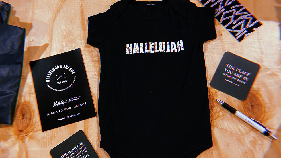 Infant Hallelujah Tee