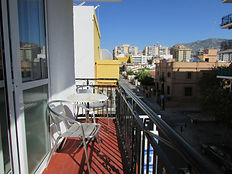 Room with balcony in Fuengirola