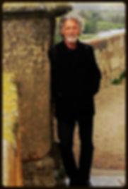 The author, Luigi Enrico Pietra d'Oro