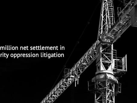 Vail Law Secures $3.3 Million Net Settlement in Minority Shareholder Oppression Case