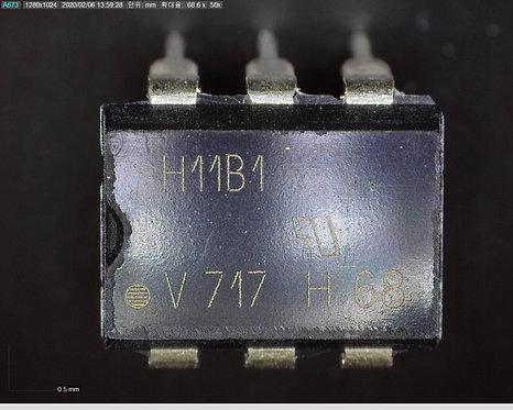 Part Number  :   H11B1