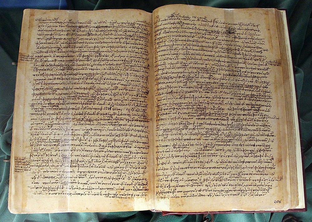 The original text of 'Historia Animalium'