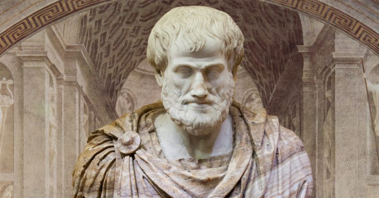 Aristotle–one of the greatest multidisciplinary thinkers to have lived