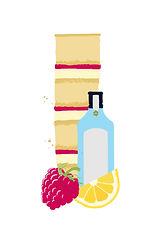 Rasberry, lemon & gin slice.jpg