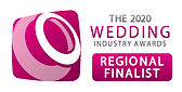 Wedding Industry Awards Regional Finalist