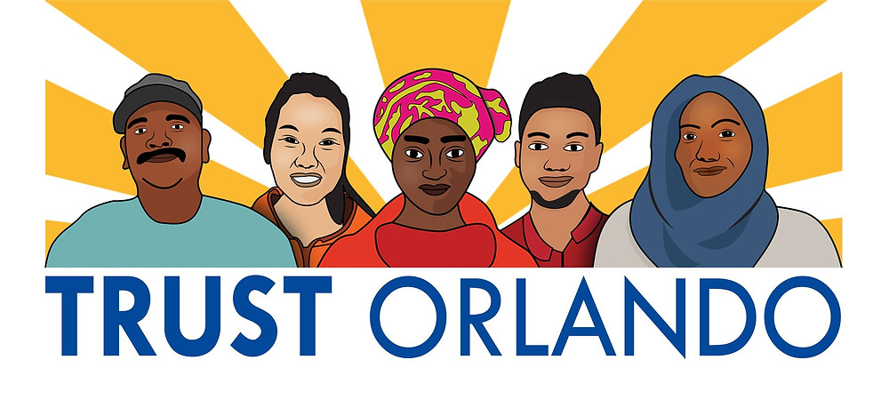 Trust Orlando Coalition Logo
