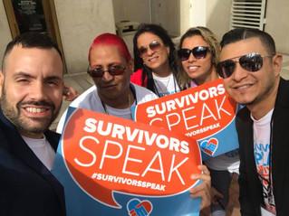 #SurvivorSpeak2018