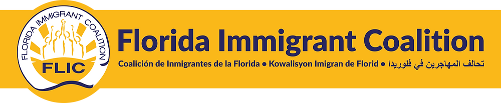 Florida Immigrant Coalition Banner