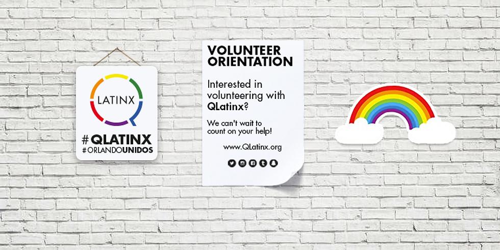 Volunteer Orientation