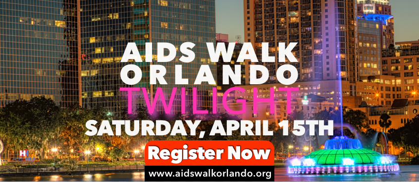 AIDS Walk Orlando: Twilight