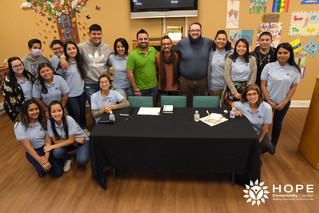 LGBTQ+ Panel with Immigrant Youth in Apopka, FL
