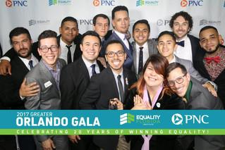 QLatinx Honored at Equality Florida  Annual Central Florida Gala